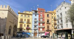 tourist apartments in valencia