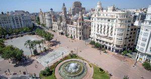 plaza del ayuntamiento reconstruction 2