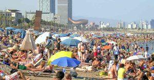 tourist season 2021 in spain